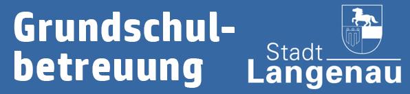 Anmeldung zur Schulbetreuung an den Langenauer Grundschulen — Eine weitere Online Schulanmeldung Website
